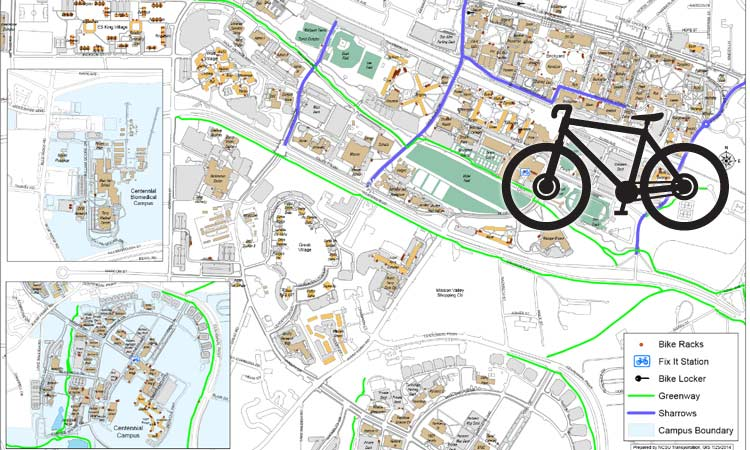 Bicycling – Transportation on